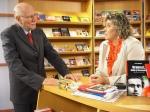 Jorge Giordani y Marialcira Matute en La Librería Mediática