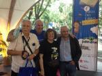 "Isidoro Hugo Duarte, José Ignacio Jiménez, Marialcira Matute y Eduardo ""Lalo"" Rodríguez"